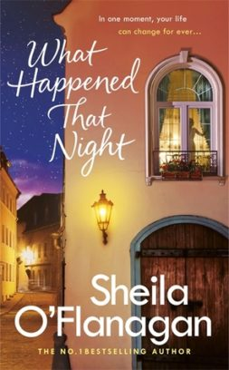 Review: What Happened That Night by Sheila O'Flanagan