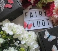 Through the Letterbox: Fairyloot Memorable Moments March 2018 Unboxing