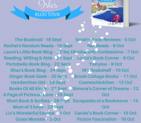 Blog Tour / Guest Post: Author Note – Where are the 'Little Cornish Isles'?, by Phillipa Ashley author of Christmas on the Cornish Isles