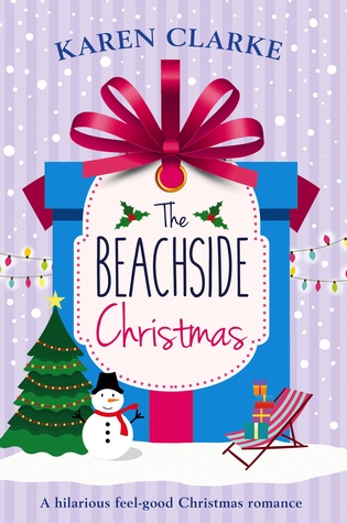 The Beachside Christmas by Karen Clarke